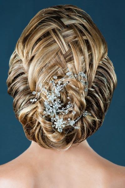 Braut haarschmuck strass  Haarschmuck mit Strass | Haarschmuck für Braut und Hochzeit