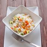 weiter zu - Abnehmen mit Reis