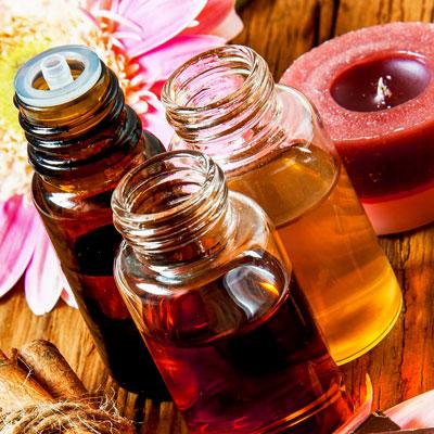 Ätherische Öle gegen Pickelmale