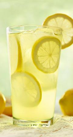 Zitrone abnehmen