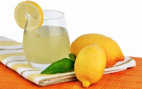 Abnehmen mit Zitronensaft