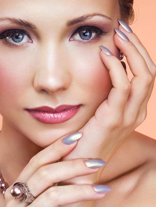 Etwas Neues genug Perfektes Augen-Make-up | Blaue Augen schminken - Schminkanleitung &NE_93