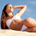 weiter zu - Sonne gegen Pickel und Akne