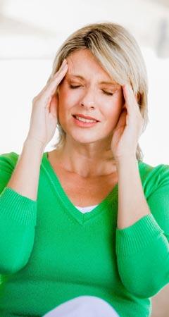 Wechseljahre und Kopfschmerzen