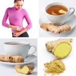 zur Übersicht - Ingwer und Diät