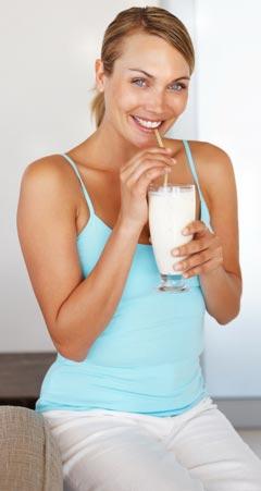 Protein Shakes abnehmen