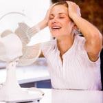 weiter zu - Hitzewallungen in den Wechseljahren
