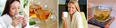 Teesorten zum Abnehmen