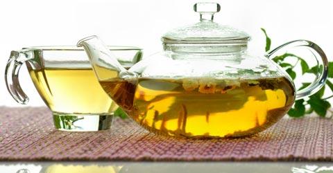 Chinesischer Tee zum Abnehmen