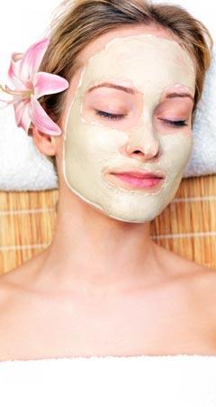 Gesichtsmasken zum selber machen gegen Pickel