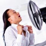 weiter zu - Globuli bei Hitzewallungen