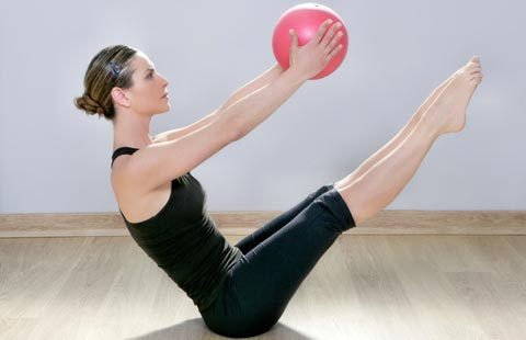 Mit Pilates abnehmen