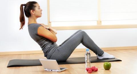 sport f r zuhause zum abnehmen sport zum abnehmen f r zuhause. Black Bedroom Furniture Sets. Home Design Ideas