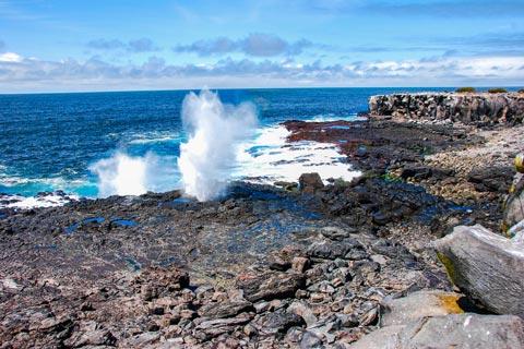 Urlaub auf den Galapagos-Inseln