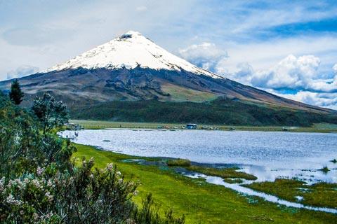 Ecuador - Reiseziele für Urlaub in Ecuador - Cotopaxi