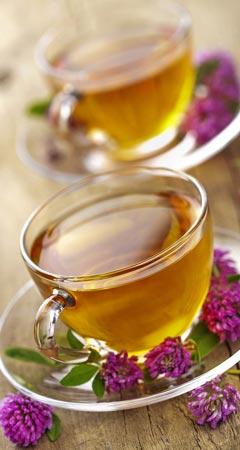 Tee für die Wechseljahre