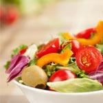 weiter zu - Abnehmen mit Salat