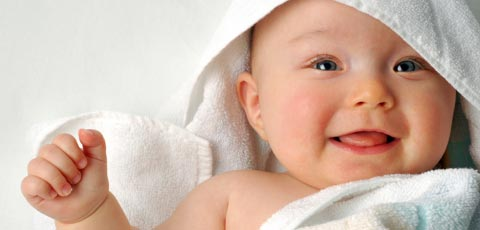 Schüssler Salze für Babys