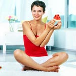 weiter zu - Abnehmen mit Wassermelone