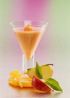 Buttermilch-Diät - 2. Tag: Zwischenmahlzeit - Beauty-Cocktail