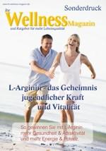 Sonderdruck über die L-Arginin Wirkung
