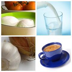 Lebensmittel, die Stoffwechsel und Fettverbrennung anregen