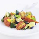 weiter zu - Fettarme Rezepte - Mediteranes Gemüse