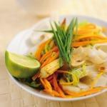weiter zu LOGI Rezepte - Asiatische Nudelpfanne