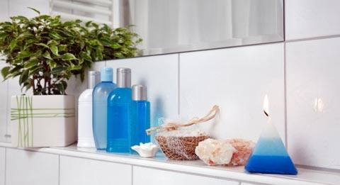 Badezimmer dekorieren | Deko-Ideen für Badezimmer und Bad