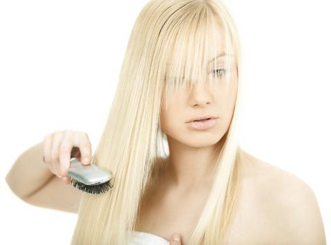 Beauty Pflege für trockene Haare