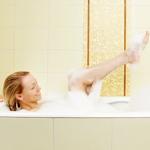 weiter zu - So wählen Sie den richtigen Badezusatz