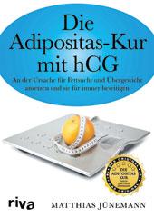 Die Adipositas-Kur mit hCG von Matthias Jünemann, riva Verlag