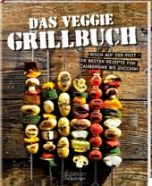 Das Veggie-Grillbuch, Fackelträger Verlag,