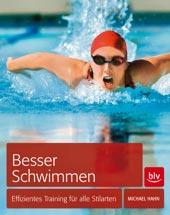 Besser Schwimmen von Michael Hahn , blv Verlag München,
