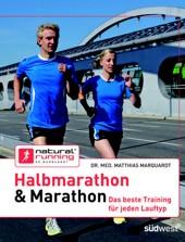 Fitness Buch: Halbmarathon & Marathon - Das beste Training für jeden Lauftyp
