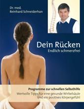 Buch Gesundheit: Dein Rücken – Endlich schmerzfrei