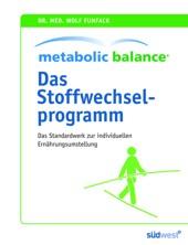 Buch Gesundheit: metabolic balance® – Das Stoffwechselprogramm