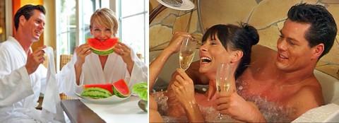 Entspannungsprogramm für Zwei im Medical Wellness Hotel an der Mosel