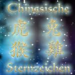 weiter zu - Chinesische Sternzeichen