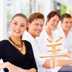 Chinesische Sternzeichen: Chinesisches Tierkreiszeichen Ziege, Finanzen und Beruf