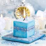 weiter zu - Weihnachtliche Deko-Ideen für die Wohnung