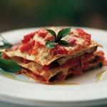 zu italienische Rezepte - Auberginen-Lasagne