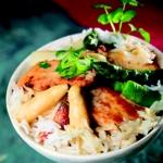 weiter zu chinesische Rezepte - Schweinefleischstreifen