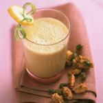 weiter zu Shake Rezepte - Bananensmoothie mit Curry