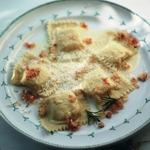 zu italienische Rezepte - Tortelli mit Kartoffelfüllung