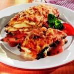 weiter zu italenische Rezepte - Überbackene Auberginen