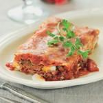 zu italienische Rezepte - Lasagne Muntagnola