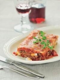 Italienische Rezepte: Lasagne nach Art der Trattoria Muntagnola