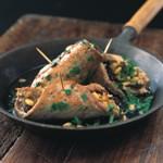 weiter zu italienische Rezepte - Thunfischröllchen