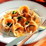 weiter zu italienische Rezepte - Tortellini mit Steinpilzen